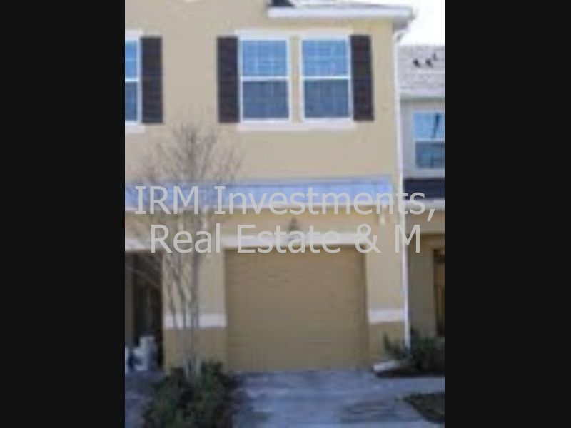 Townhouse for Rent in Windermere