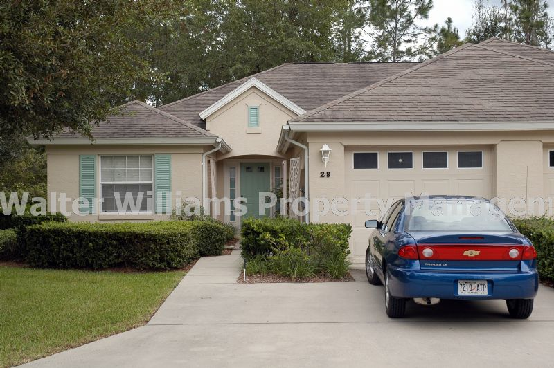 Townhouse for Rent in Savannah Square / Palm Coast, FL.