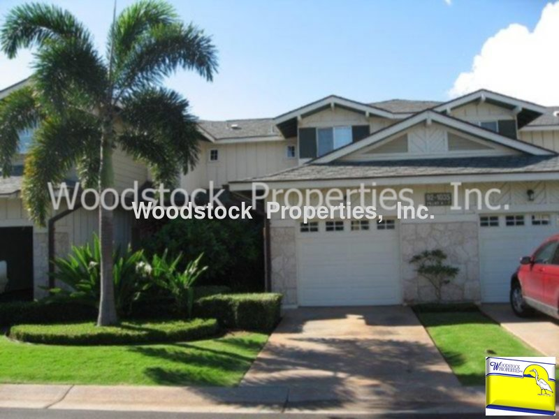 Townhouse for Rent in Kapolei