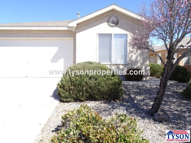 Available Rental Residential Rental Listing 3 Bed 2 Bath In Albuquerque,  NM. SW Home Located In A Gated Community! NM016502L