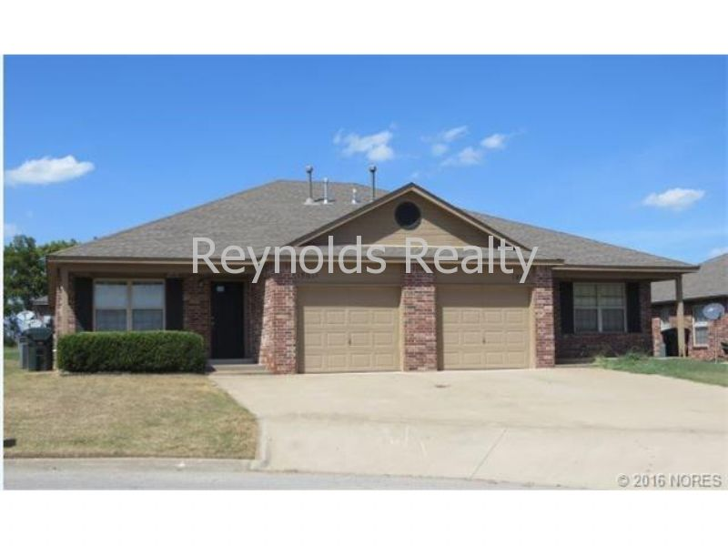 Duplex, Triplex, Quadplex for Rent in Claremore