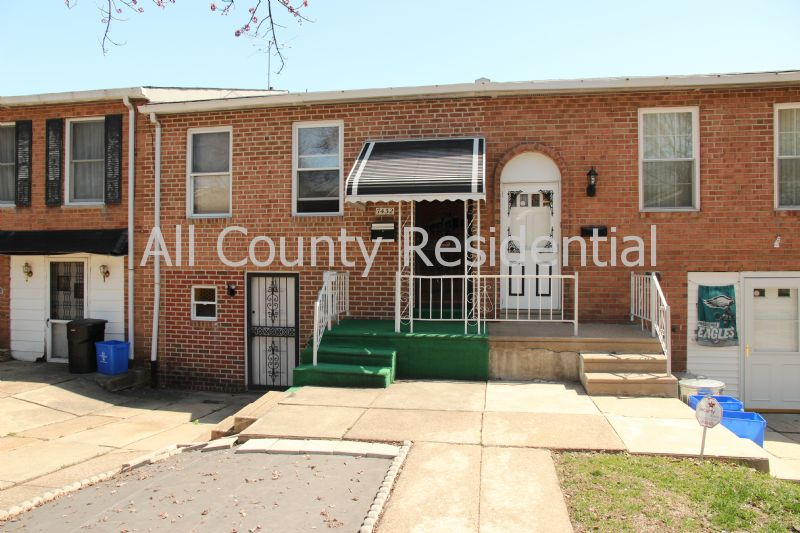 Townhouse for Rent in Philadelphia