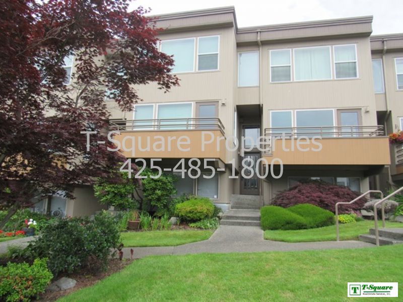Townhouse for Rent in Kirkland