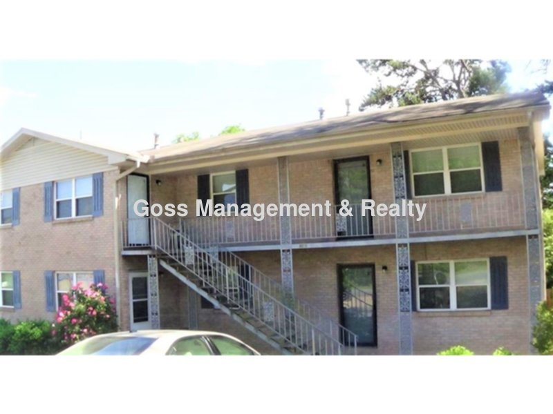 Duplex for Rent in Little Rock