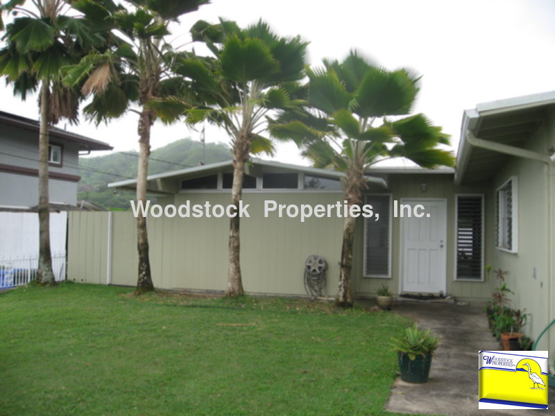 House for Rent in Kaneohe