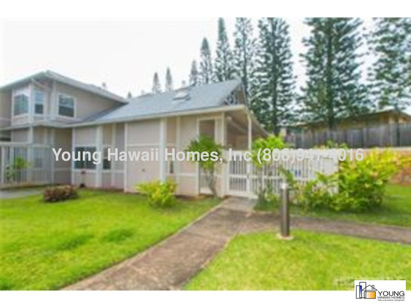 Townhouse for Rent in Mililani