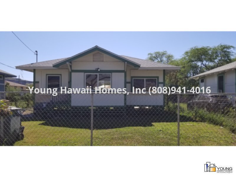 House for Rent in Waianae