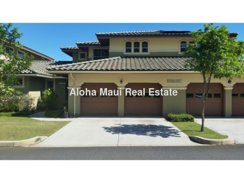 Townhouse for Rent in Wailuku