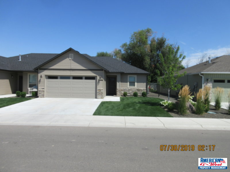 Townhouse for Rent in Meridian