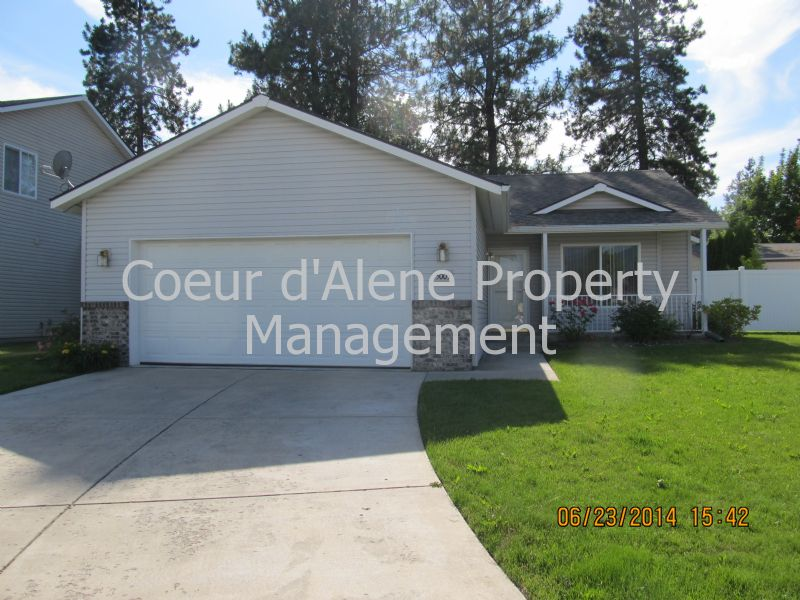 House for Rent in Coeur Dalene
