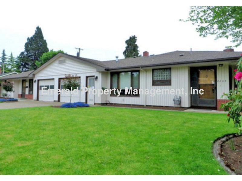 Duplex for Rent in Eugene